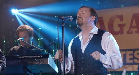 David Brent: Life on the Road